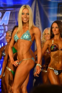 last years INBA Nationals Fitness Competition