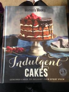 Indulgent cakes