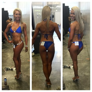 Sydney Muscle and Model Show - bikini