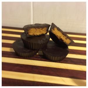 Peanutbutter Pumpkin Pie Cups