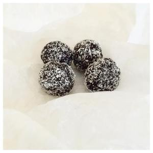 Berry Coconut Bliss Balls