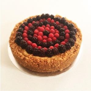 sourcream cheesecake