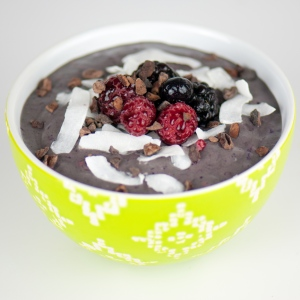 High Protein Smoothie Bowl