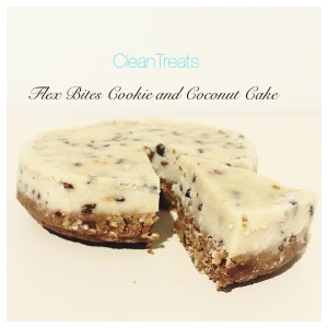 Cookie Coconut Cake