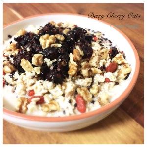 cherry berry oats