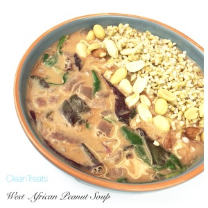 West African Peanut Protein Soup 3