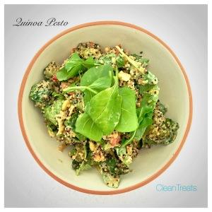 Pesto Quinoa 2