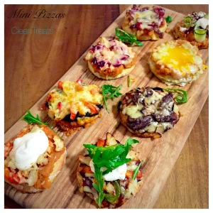 The Protein Bread Co Mini Pizzas 2