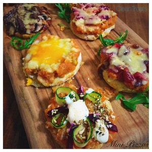 The Protein Bread Co Mini Pizzas 3